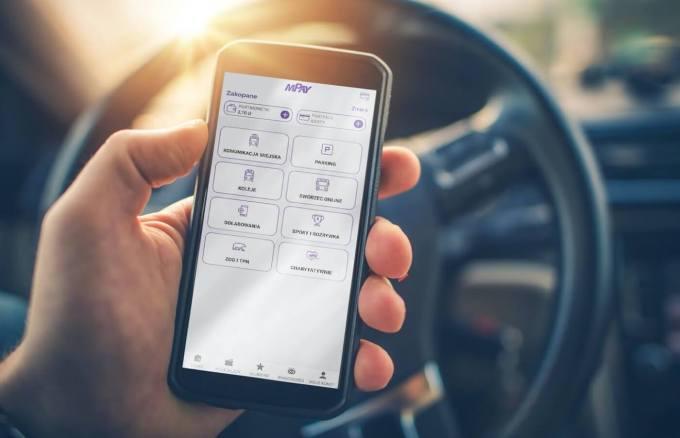 Aplikacja mobilna mPay