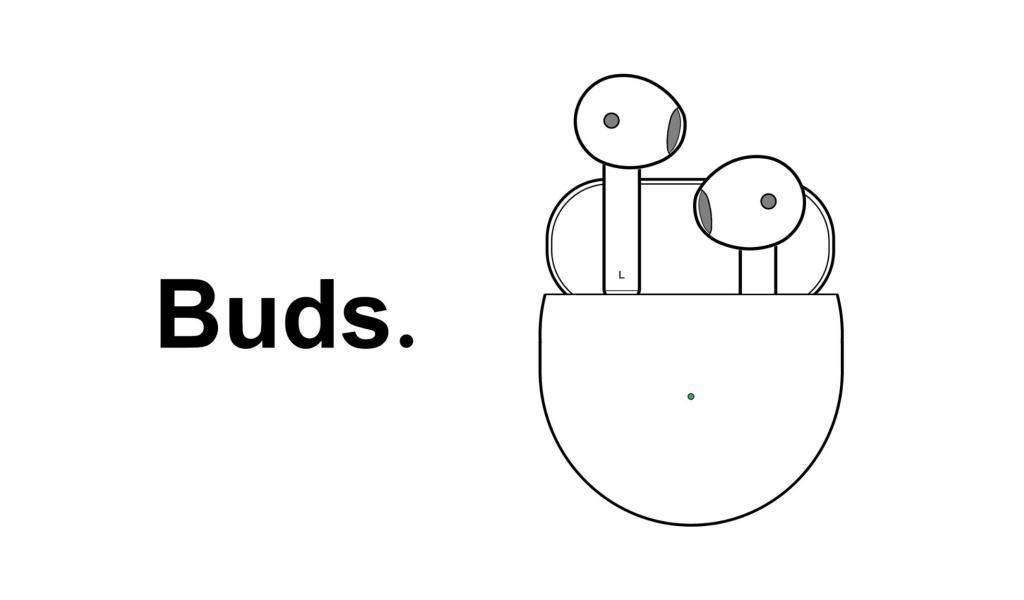 OnePlus Buds (bezprzewodowe słuchawki douszne)