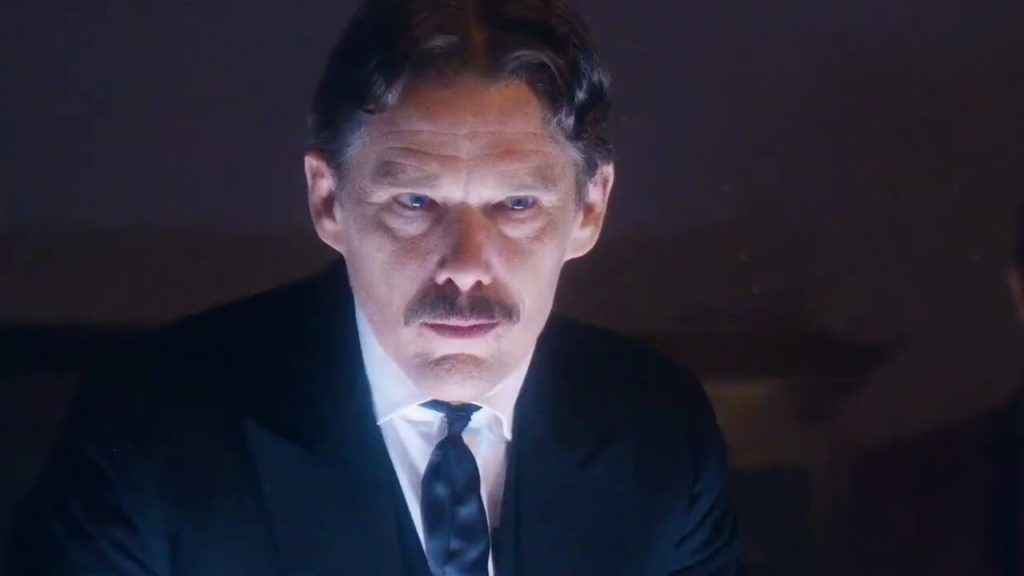 Film Tesla (Ethan Hawke)