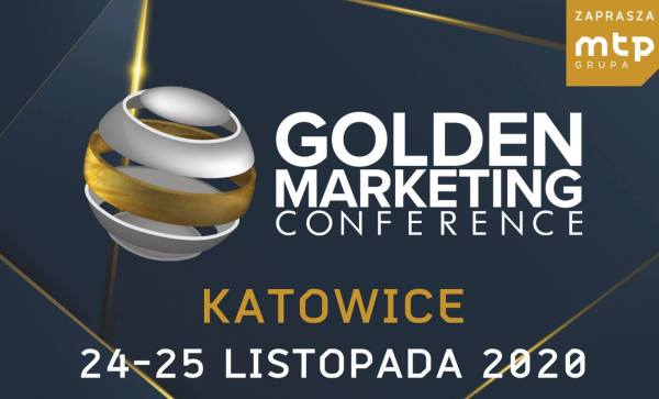 Weź udział w 3. edycji Golden Marketing Conference 2020