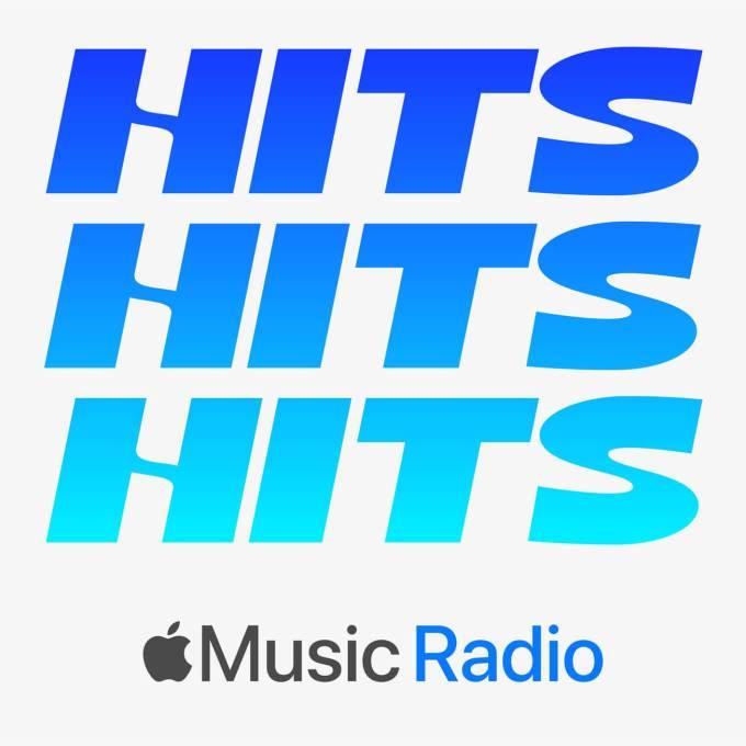 Logo Apple Music Radio Hits