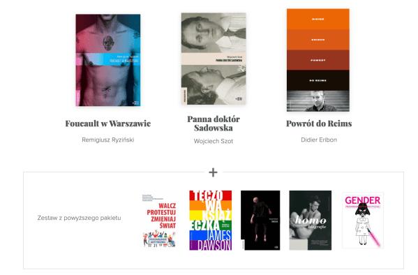 Kupując te e-booki wesprzesz Kampanię Przeciw Homofobii