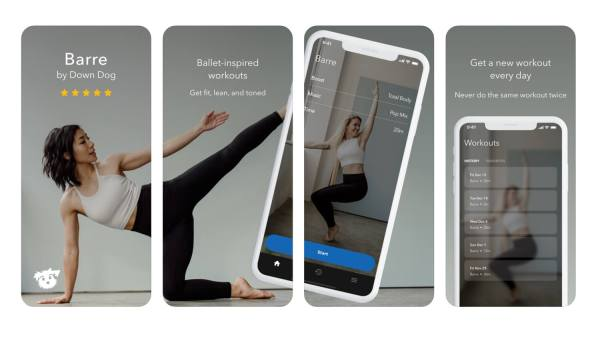 """Barre Workouts"" – joga, balet i pilates"