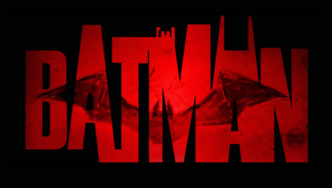 Batman (film, 2020) - logo