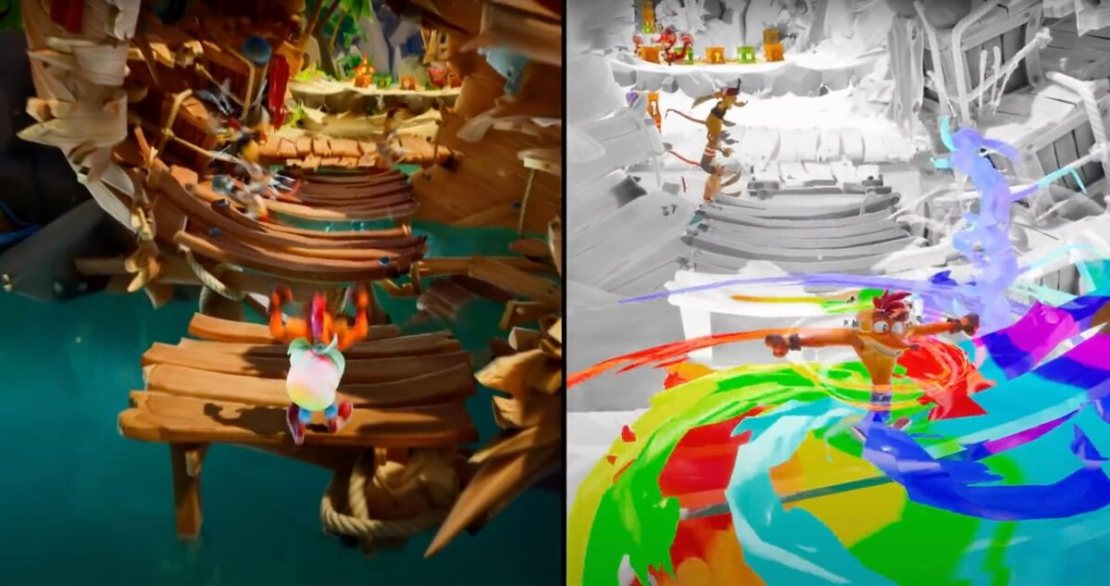 N. Verted Mode – Crash Bandicoot 4: Najwyższy czas!