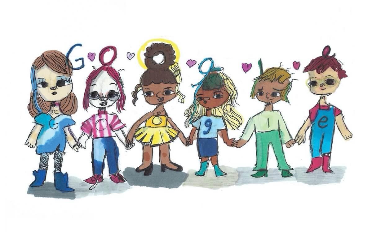 Doodle for Google (grupa 4-6)