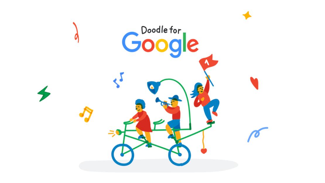Doodle for Google - logo