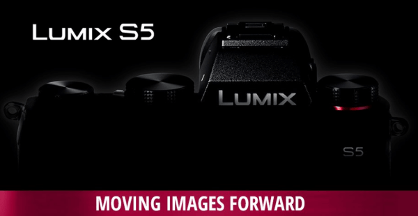 Lumix S5 zadebiutuje 2 września!