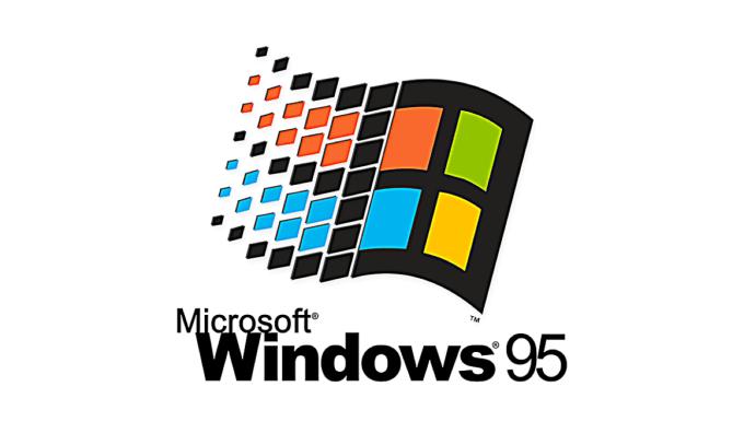 Microsoft Windows 95 (logo)