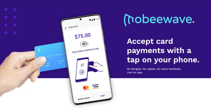 Mobeewave - screen