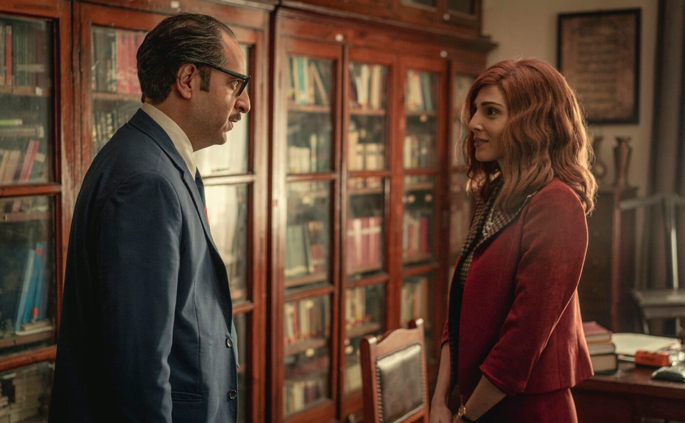 "Ujęcie z serialu ""Paranormal"" (Netflix, Egipt, 2020)"