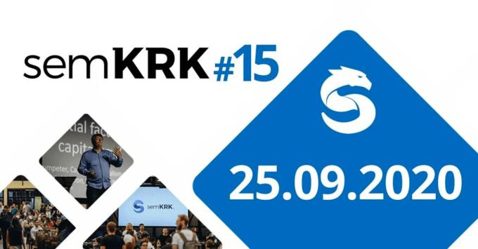 Konferencja online semKRK #15 już 25 września 2020 r.