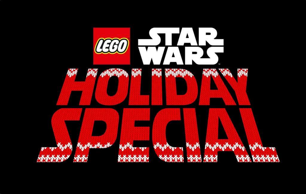 Logo: Lego Star Wars Holiday Special