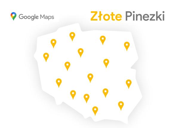 Złote Pinezki dla 16 atrakcji turystycznych z całej Polski