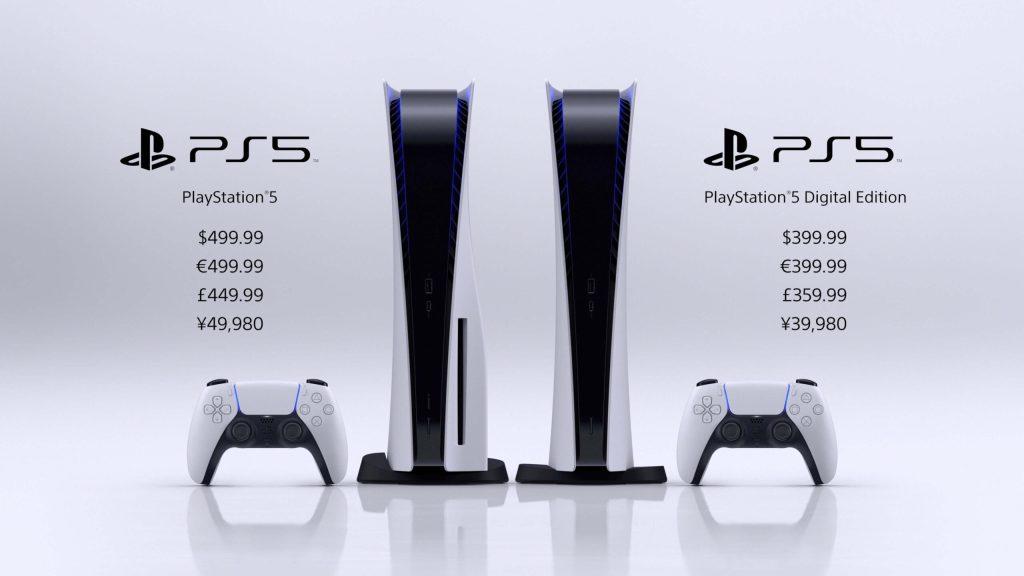 PlayStation 5 – ceny