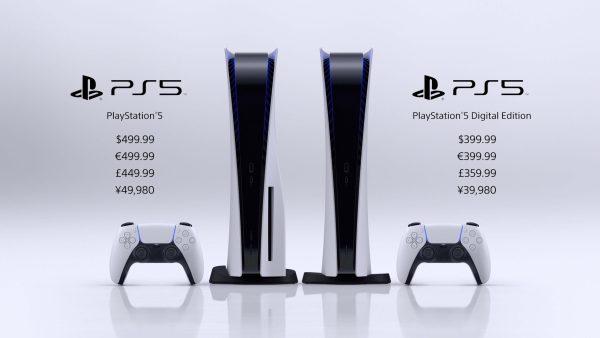Playstation 5 już 19 listopada od 1849 zł