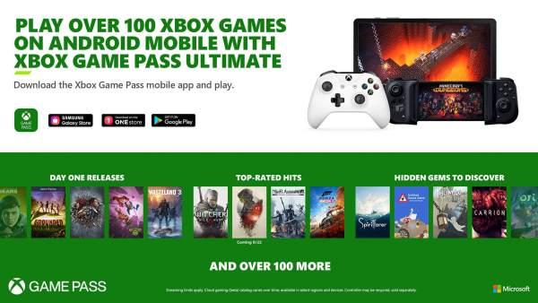Gry w chmurze z Xbox Game Pass Ultimate dostępne w Polsce!