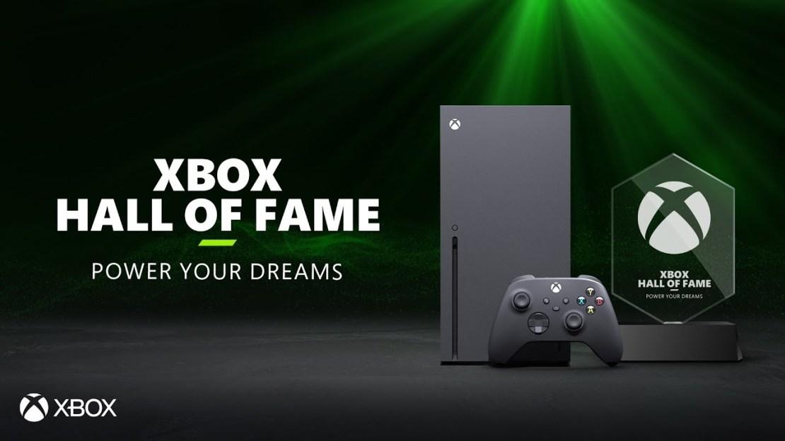 Xbox Hall of Fame 2020