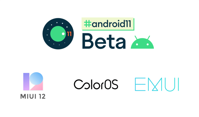 Android 11 Beta dla producentów OEM (MIUI 12, ColorOS, EMUI)