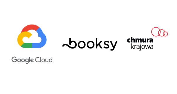Booksy przeniosło się do Google Cloud