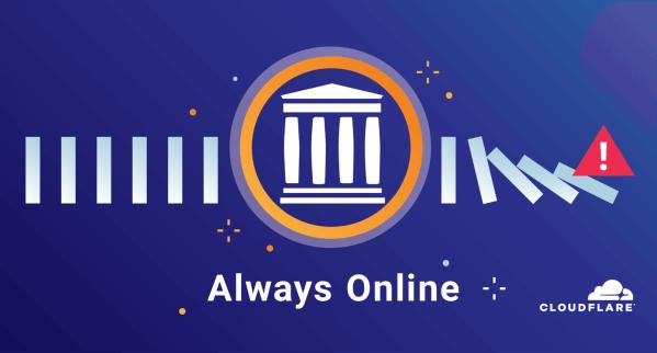 Wayback Machine i Cloudflare łączą siły, aby utrzymać archiwalne strony