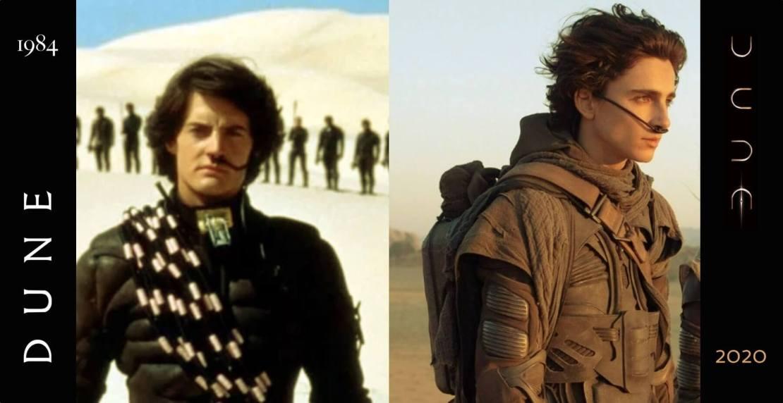 Diuna (1984) vs. Diuna (2020)