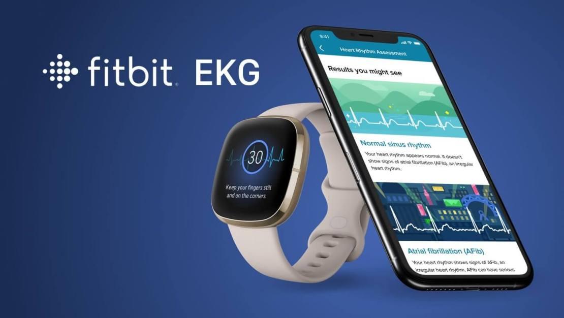 Aplikacja Fitbit EKG także w Polsce