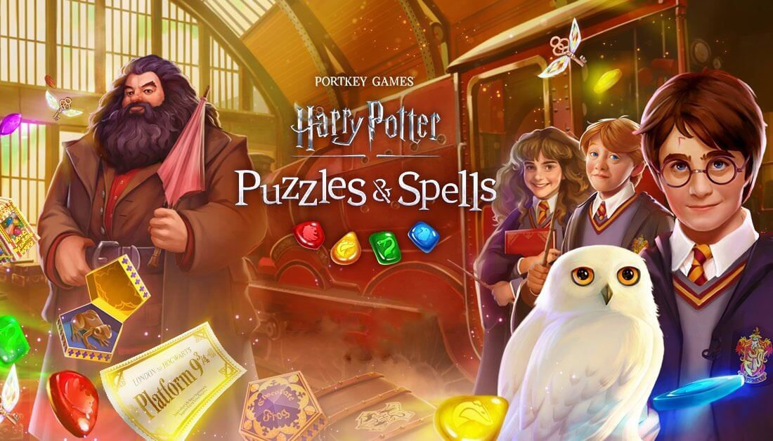 Harry Potter: Zagadki i magia (nowa gra mobilna)