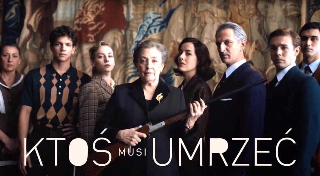 """""""ktoś musi umrzeć"""" - hiszpański serial (Netflix, 2020)"""