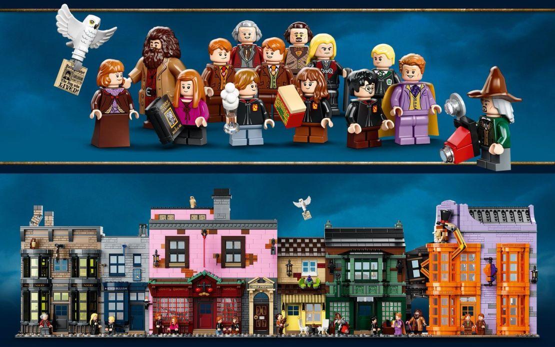 LEGO: Ulica Pokątna™ 75978 | Harry Potter