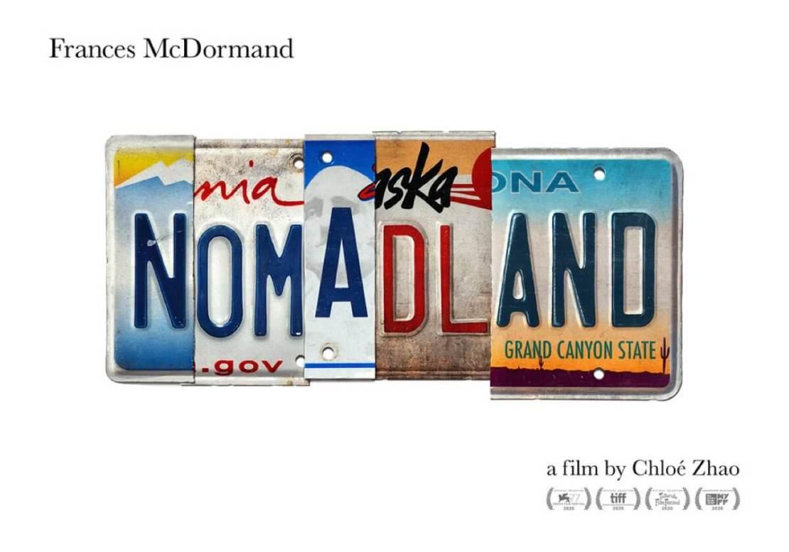 Nomadland – film 2020