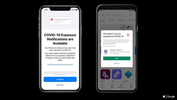 Powiadomienia o COVID-19 pojawią się w dzisiejszym iOS 13.7