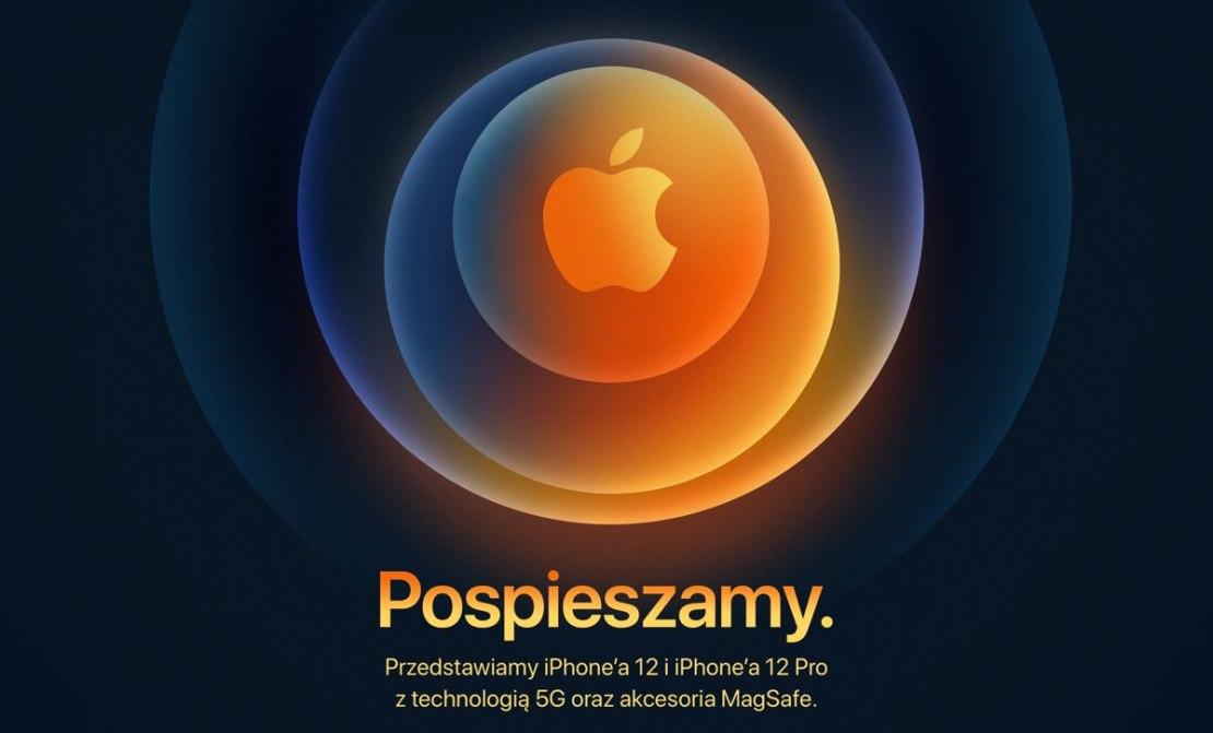 Konferencja Apple z 13 października 2020 r. (podsumowanie)
