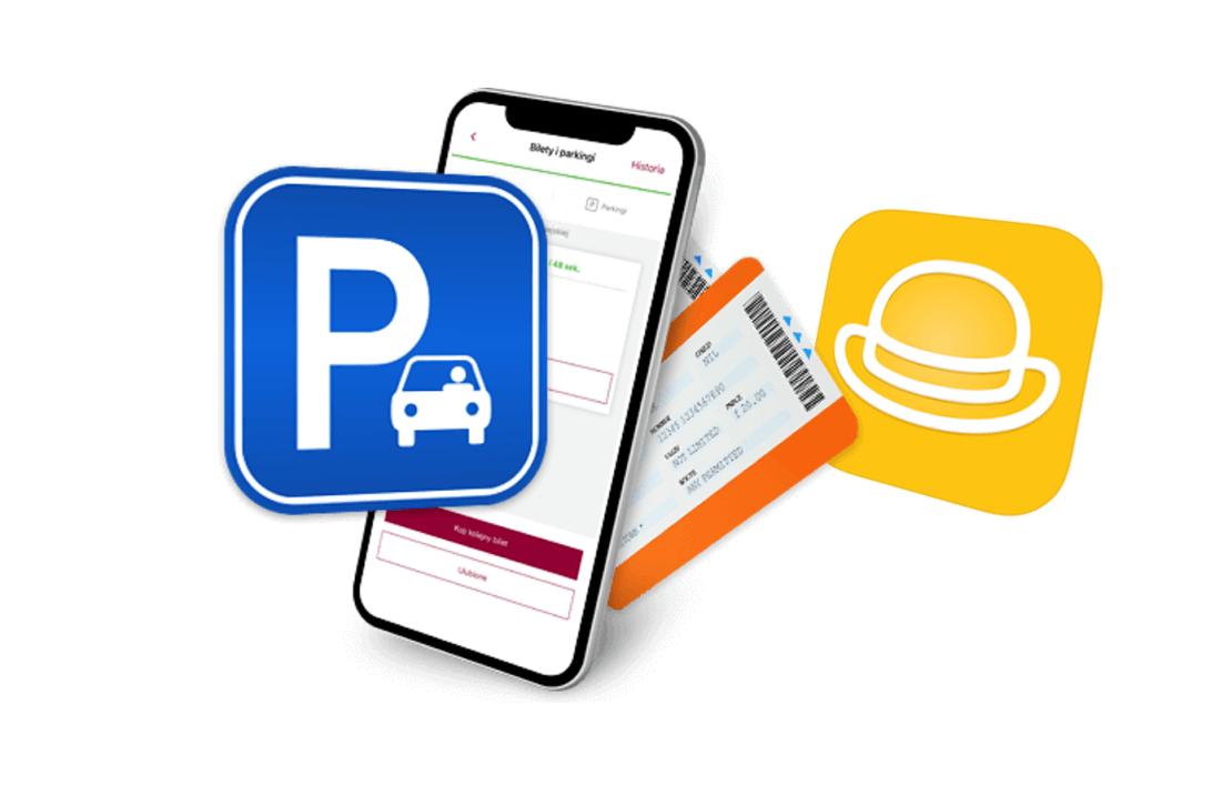 Bilety i parkingi (moBILET) w aplikacji Alior Mobile