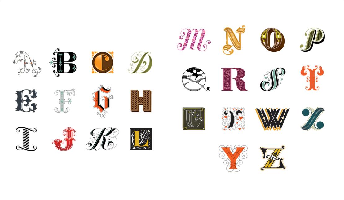Liternictwo w Illustratorze na iPada