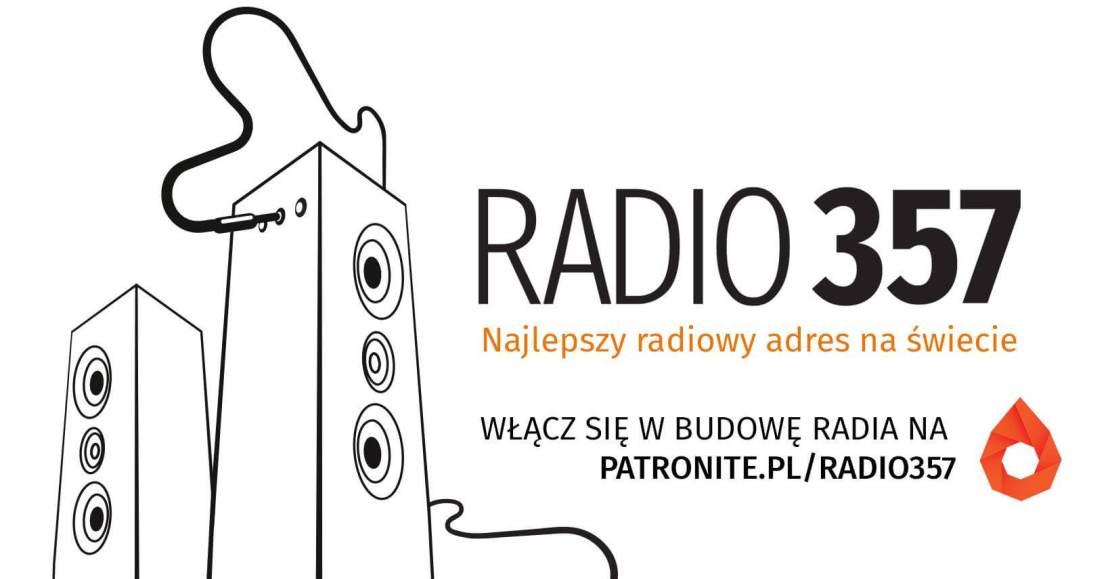 Zbiórka na Radio 357 w serwisie Patronite