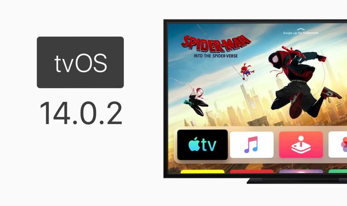 tvOS 14.0.2 update