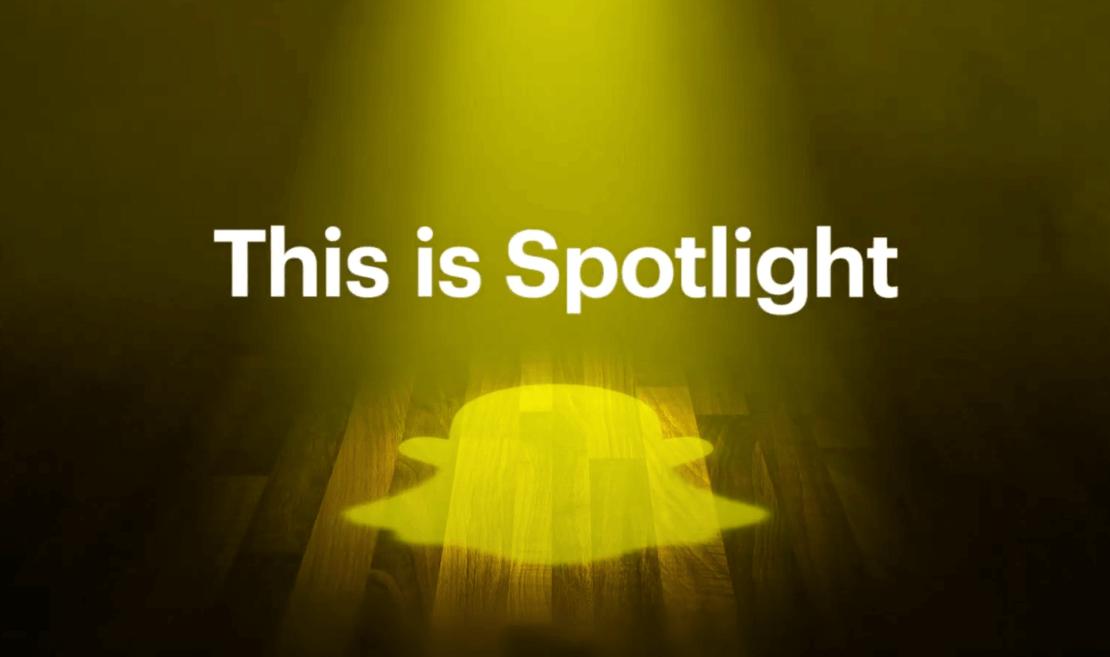 Snapchat Spotlight (Polecane)