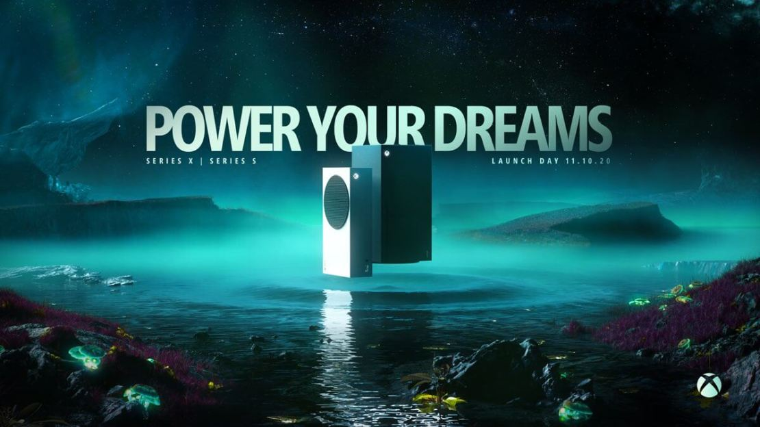 Xbox Series X|S Power Your Dreams