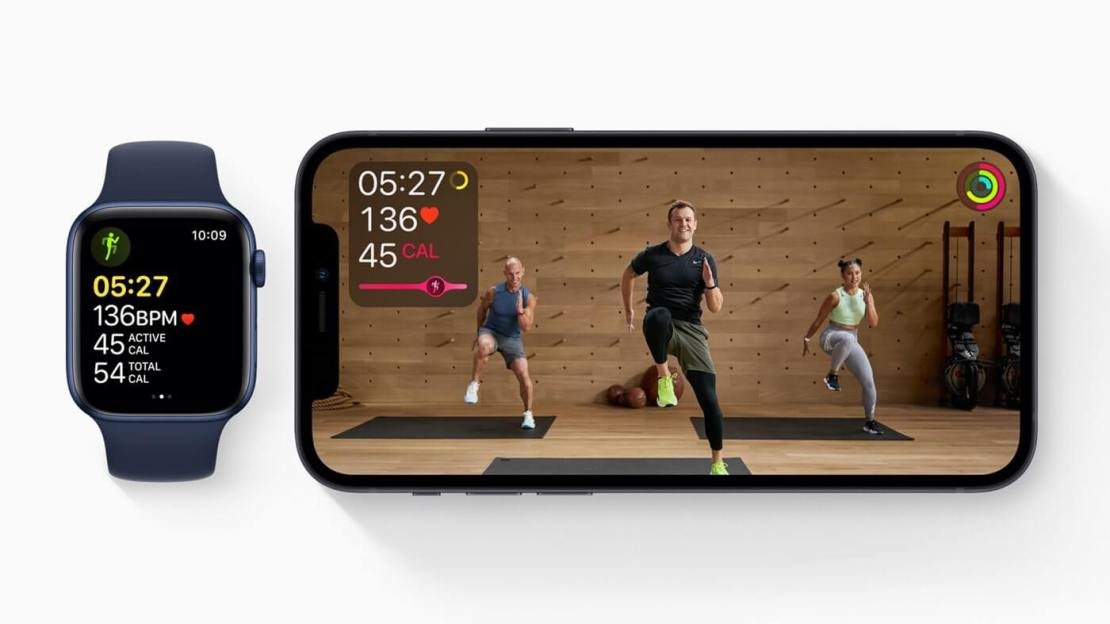 Apple Fitness+ (Apple Watch, iPhone)