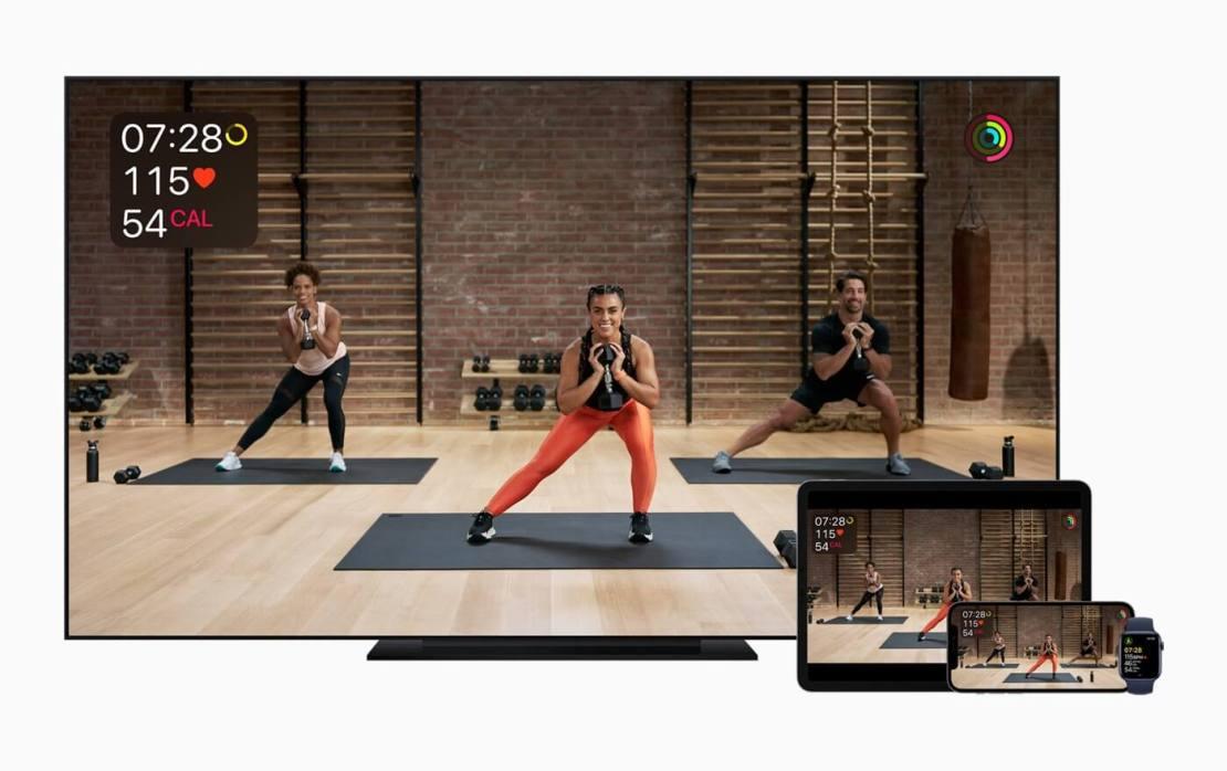 Apple Fitness+ (urządzenia)