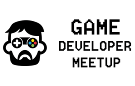 Game Developer Meetup (logo 270x172 px)