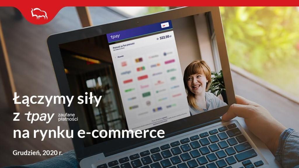 Pekao SA wkracza na rynek e-commerce - 38% akcji TPay