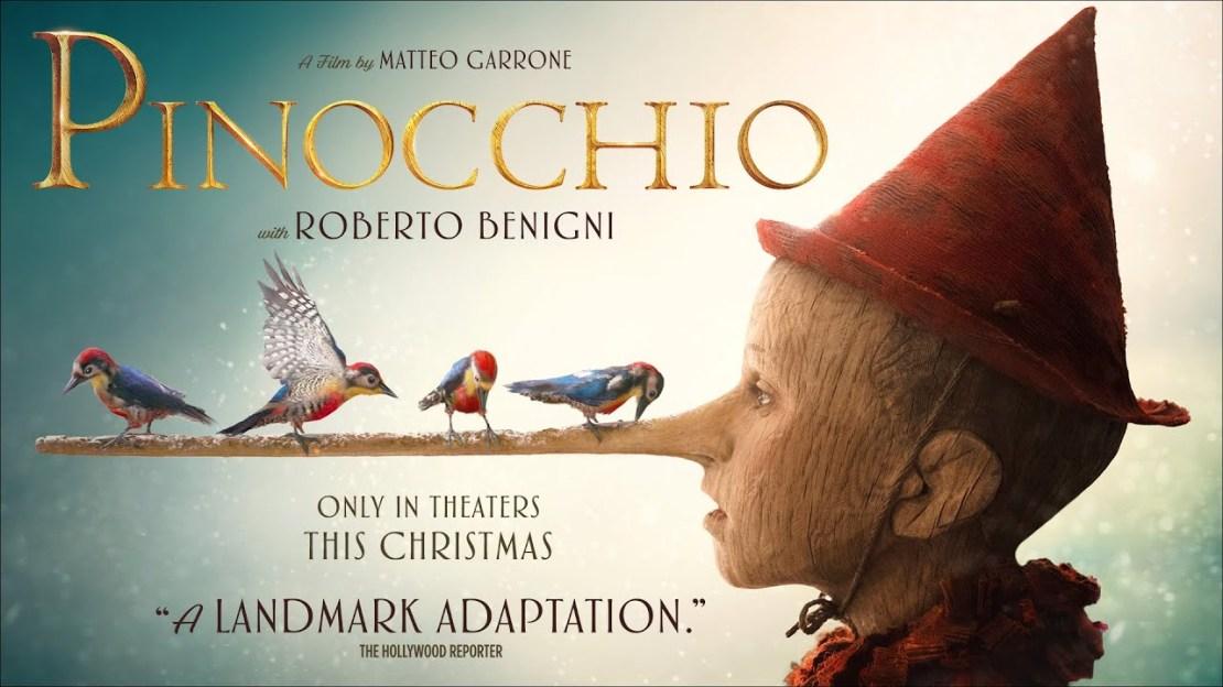 """Pinocchio"" (Pinokio) w reżyserii Matteo Gerrone'a (2019)"