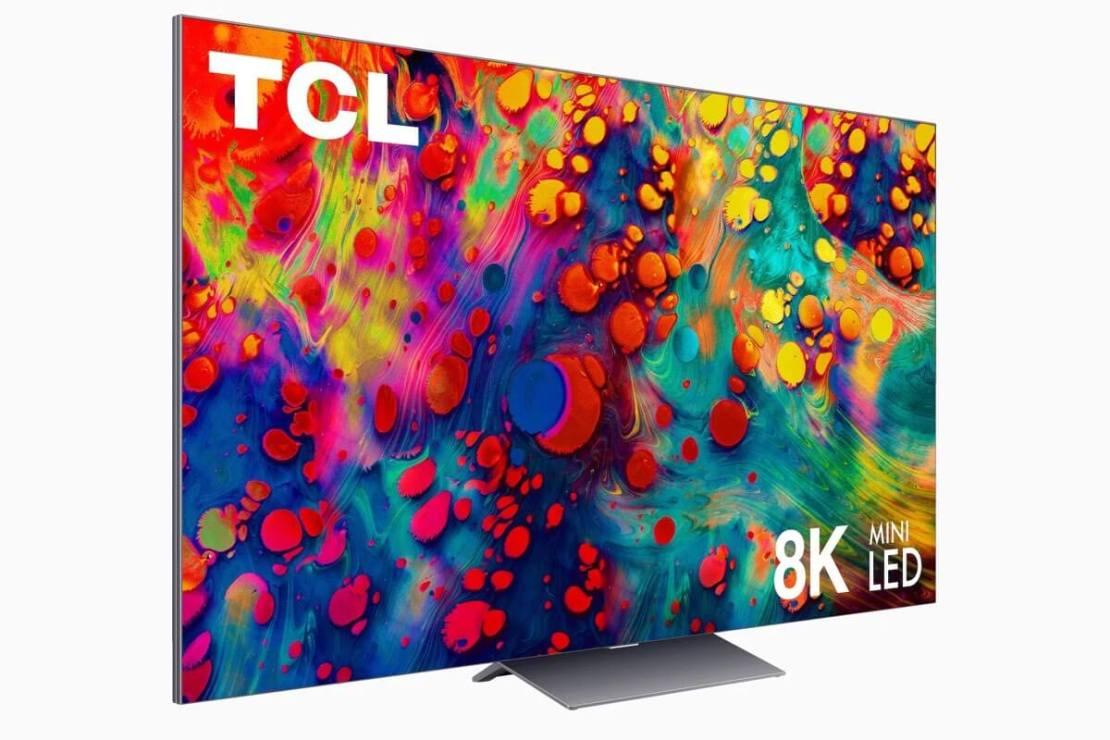TCL series 6 8K 2021