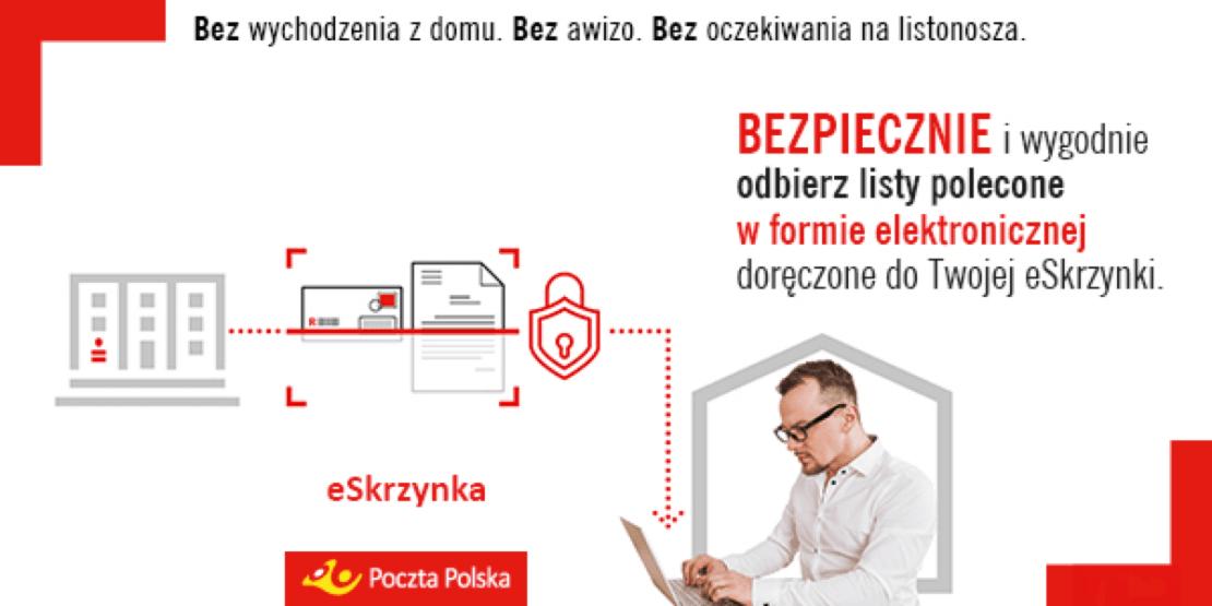 ? #eSkrzynka odbiorcza Poczta Polska (2021)