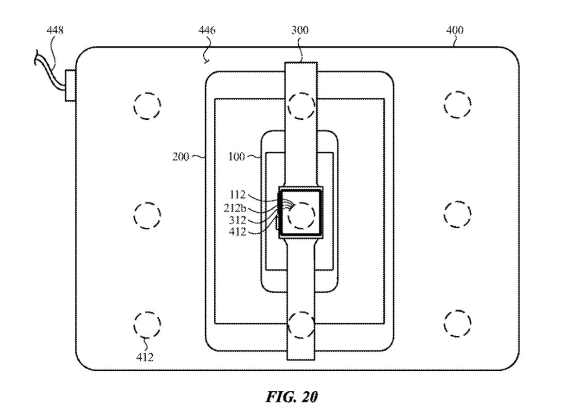 Ładowanie urządzenia urządzeniem - patent Apple'a z 5 stycznia 2021 roku