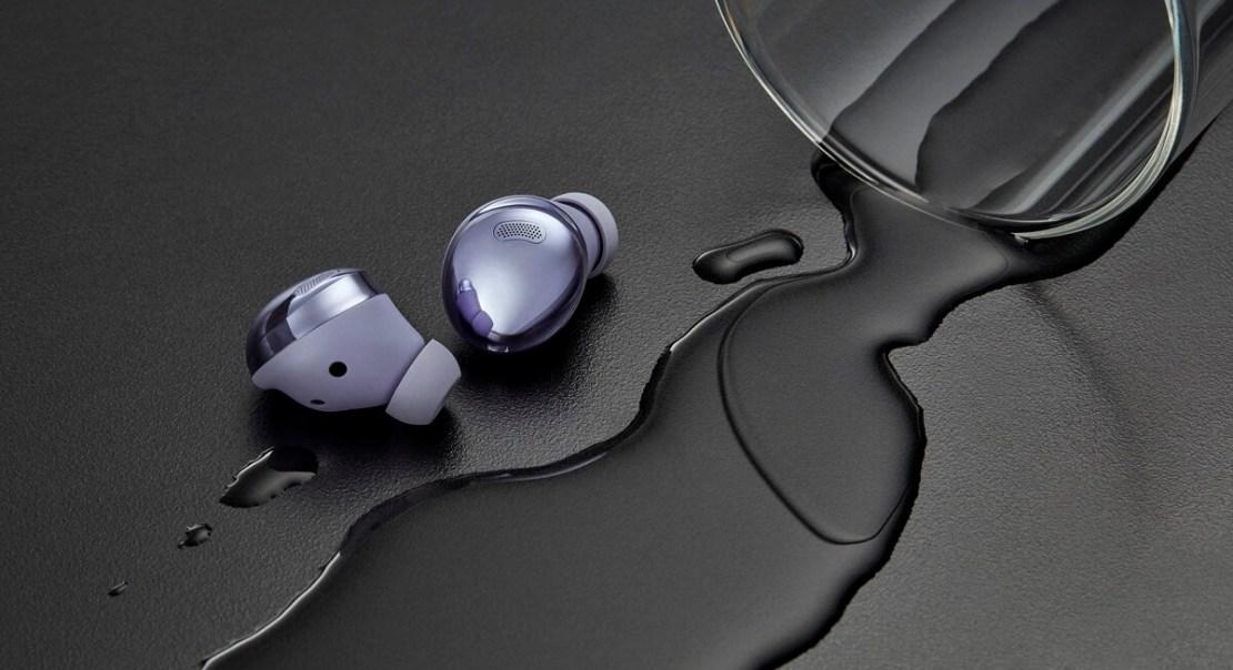 Słuchawki bezprzewodowe Samsung Galaxy Buds pro