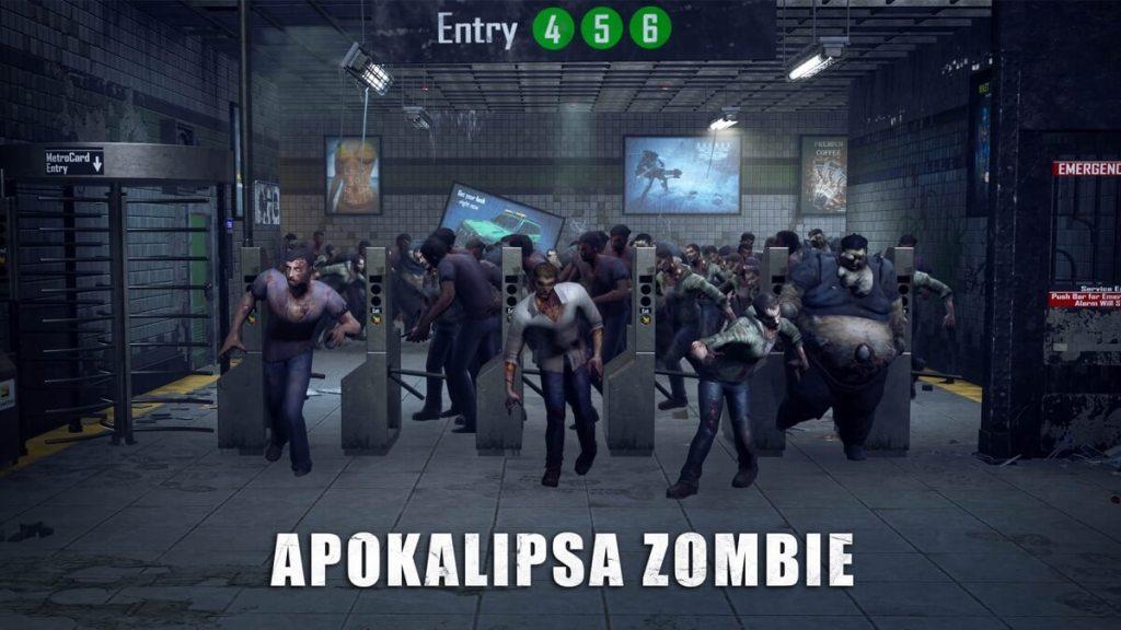 Apokalipsa zombie (State of Survival: Zombie War)