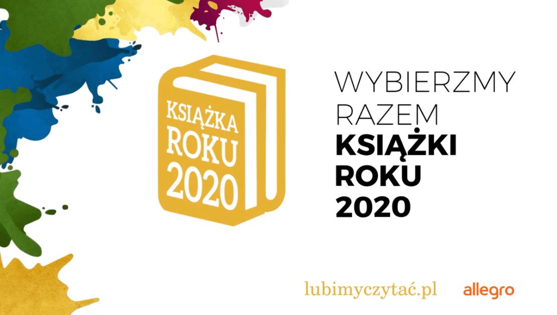 Plebiscyt Książka Roku 2020